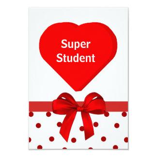 Tarjetas de la tarjeta del día de San Valentín del Comunicado Personal