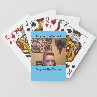 Tarjetas de la turquesa BraydonTheGamer1 Cartas De Póquer