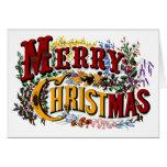 Tarjetas de las Felices Navidad