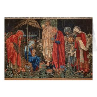 Tarjetas de Navidad de Jesús del bebé