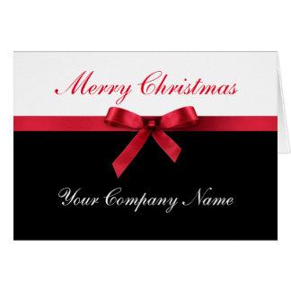 Tarjetas de Navidad de la compañía