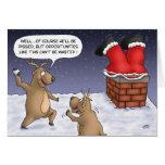 Tarjetas de Navidad divertidas: Oportunidades