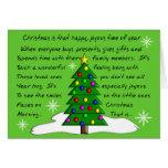 Tarjetas de Navidad malas y peculiares hilarantes