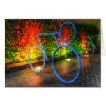 Tarjetas de NoWhere Bicycle del viaje