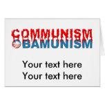 Tarjetas de Obamunism