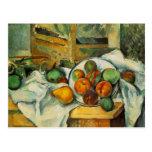Tarjetas de Paul Cezanne, regalos, totes, tazas Postal