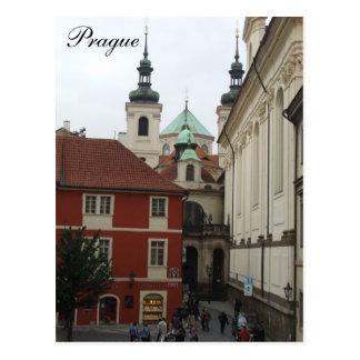 Tarjetas de Praga Tarjeta Postal