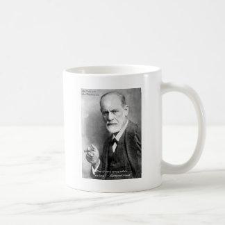 Tarjetas de regalos locas de la cita del amor de taza de café