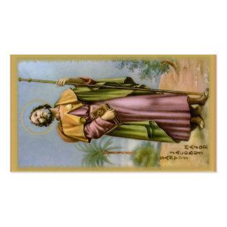 Tarjetas de San Jaime Tarjetas De Visita