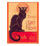 Tarjetas de Tournee de Chat Noir Postales