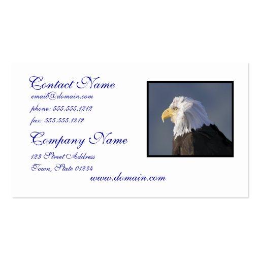 Tarjetas de visita de Eagle
