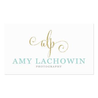 Tarjetas de visita de encargo para el Amy Lachowin