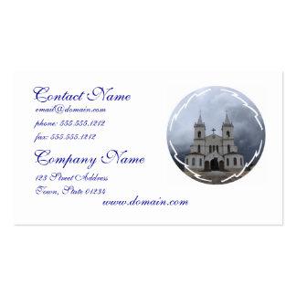Tarjetas de visita de la catedral