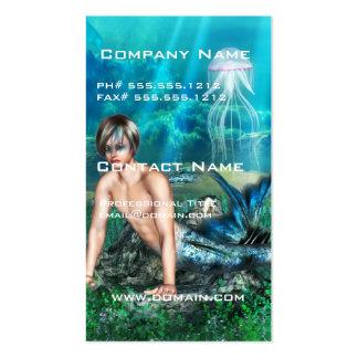Tarjetas de visita del Merman