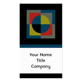 Tarjetas de visita el | ejecutivas corporativas de