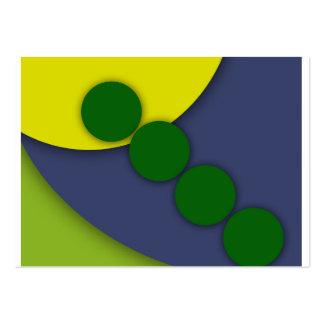 tarjetas de visita gordas,colores