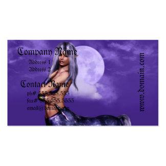 Tarjetas de visita magníficas del Centaur