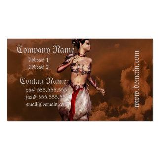 Tarjetas de visita míticas del Centaur