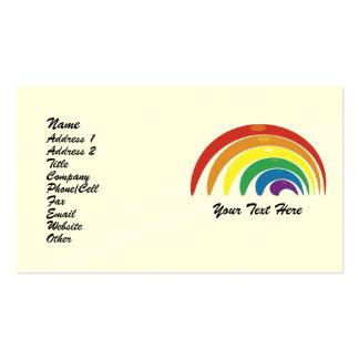 Tarjetas de visitas abstractas personalizadas tarjetas de visita