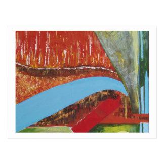 Tarjetas del arte de Peter Heuscher Postales