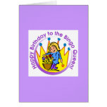 Tarjetas del bingo - feliz cumpleaños
