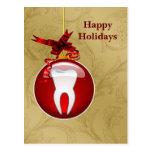 Tarjetas del día de fiesta del dentista postales