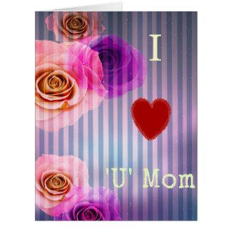 Tarjetas del día de madre