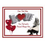 ¡Tarjetas del día de San Valentín de la necesidad Postal