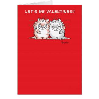 Tarjetas del día de San Valentín DEVASTADORAMENTE