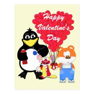 Tarjetas del día de San Valentín divertidas del co