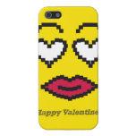 tarjetas del día de San Valentín divertidas iPhone 5 Carcasas