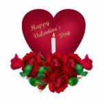 tarjetas del día de San Valentín Escultura Fotográfica
