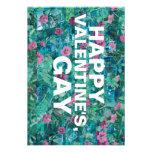 tarjetas del día de San Valentín felices gay Comunicado Personal