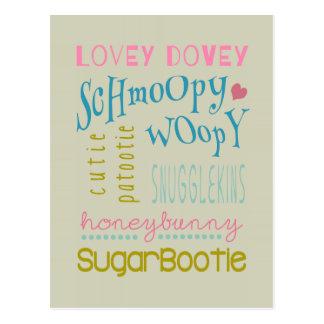 Tarjetas del día de San Valentín fofas de Schmoopy