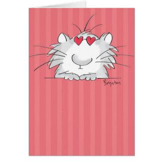 Tarjetas del día de San Valentín FRESCAS del GATIT
