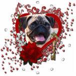 Tarjetas del día de San Valentín - llave a mi cora Escultura Fotografica