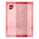 Tarjetas del día de San Valentín - llave a mi cora Membrete A Diseño