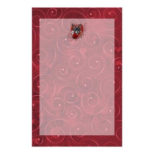 Tarjetas del día de San Valentín - llave a mi cora Papelería