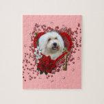 Tarjetas del día de San Valentín - llave a mi cora Puzzles Con Fotos