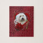 Tarjetas del día de San Valentín - llave a mi cora Rompecabezas Con Fotos