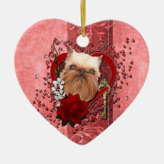 Tarjetas del día de San Valentín - llave a mi Ornaments Para Arbol De Navidad