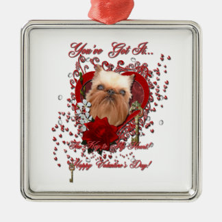 Tarjetas del día de San Valentín - llave a mi Ornamentos Para Reyes Magos