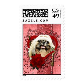 Tarjetas del día de San Valentín - llave a mi Envio