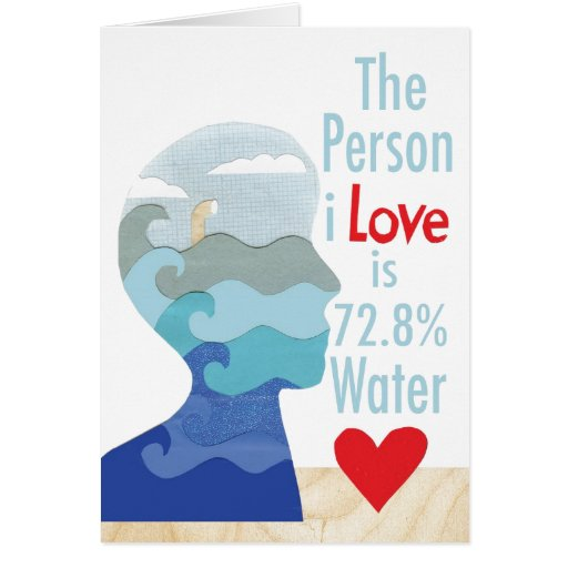 Tarjetas del día de San Valentín modernas del amor