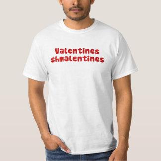 Tarjetas del día de San Valentín Schmalentines Playera