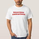 Tarjetas del día de San Valentín Schmalentines Remera