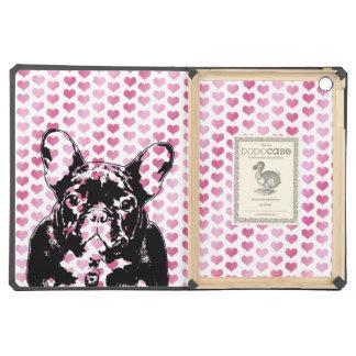 Tarjetas del día de San Valentín - silueta del dog