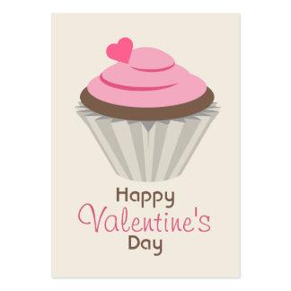 Tarjetas del el día de San Valentín - sistema de Tarjetas De Visita Grandes