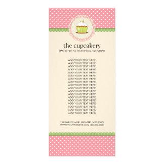 Tarjetas del estante del producto del boutique de  tarjeta publicitaria