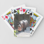 tarjetas del hipopótamo baraja